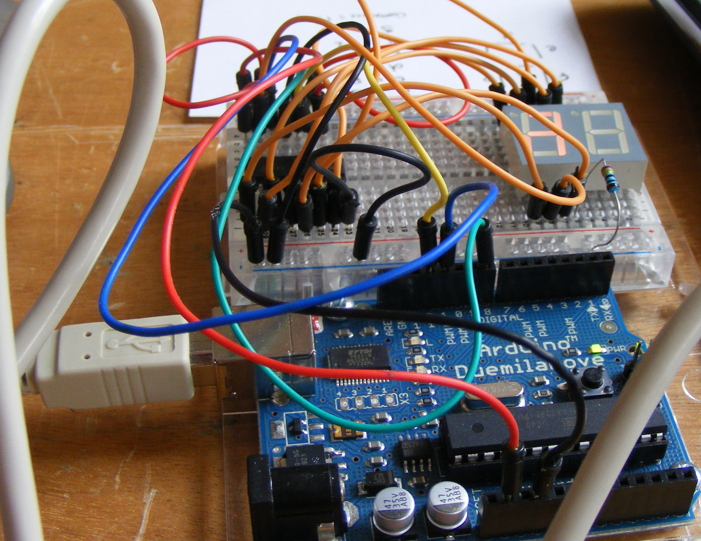 Introduction To Arduino Workshop On Saturday 26 May Nottinghack Soldering From For Dummies Board In Action