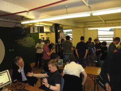 The Raspberry Jam at Nottingham Hackspace