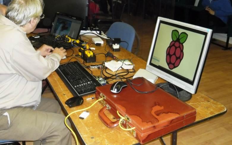Raspberry Pi work in progress