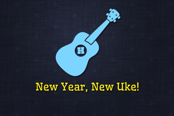 New year, new uke!